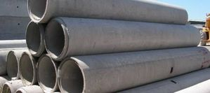 Concrete Pipes - Hendrikx Concrete